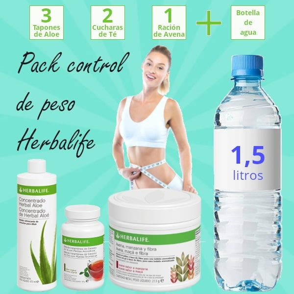 Pack reductor Herbalife